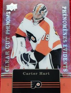 Clear Cut Phenoms Carter Hart