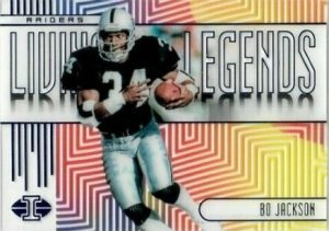 Living Legends Bo Jackson