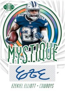 Mystique Auto Ezekiel Elliott MOCK UP