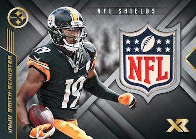 NFL Shields Juju Smith-Schuster MOCK UP