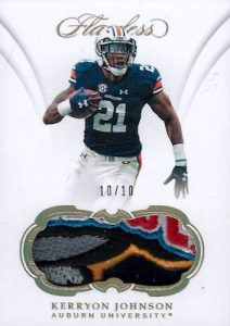 Patches Gold Kerryon Johnson MOCK UP