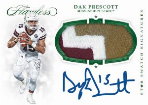 Star Swatch Signatures Emerald Dak Prescott MOCK UP