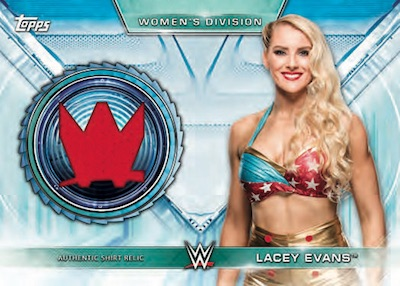 Superstar Shirt Relics Lacey Evans
