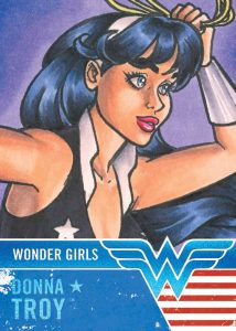 Wonder Girls Donna Troy