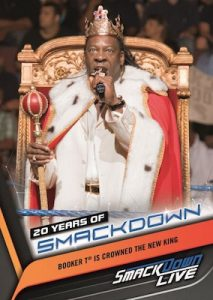 20 Years of Smackdown Booker T Wins King of the Ring
