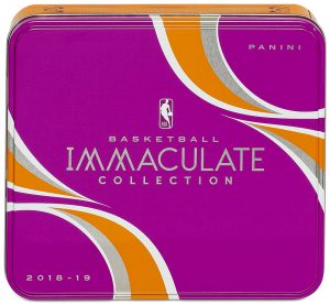 2018-19 Panini Immaculate Collection Basketball