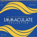 2019-20 Panini Immaculate Collection Collegiate Basketball