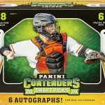 2019 Panini Contenders Draft Picks Baseball