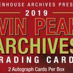 2019 Rittenhouse Twin Peaks Archives