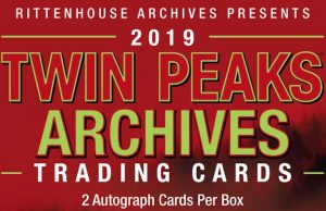 2019 Rittenhouse Twin Peaks Archives