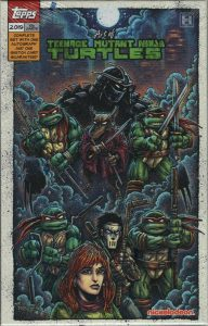 2019 Topps Art of TMNT