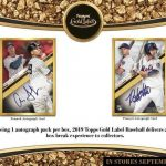 2019 Topps Gold Label Baseball