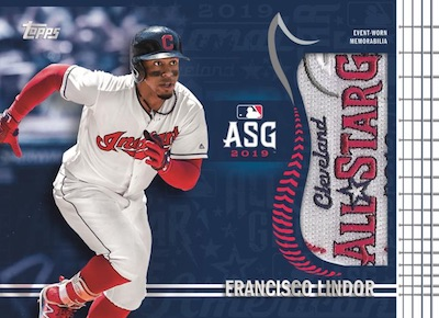 All-Star Stitches Jumbo Francisco Lindor
