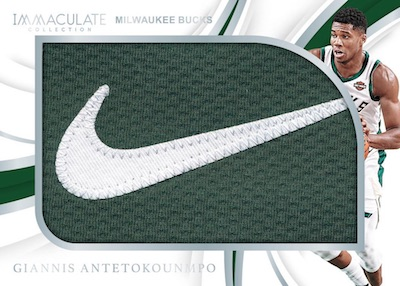 Brand Logos Giannis Antetokounmpo MOCK UP
