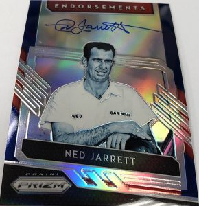 Endorsements Prizm Auto Ned Jarrett