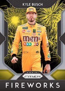 Fireworks Kyle Busch