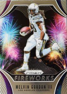 Fireworks Melvin Gordon III