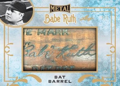Monster Hit Relic Redemption Bat Barrel