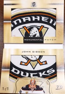 Monumental Patch Booklet John Gibson