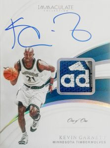 Patch Auto Tag Kevin Garnett