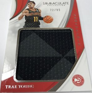 Remarkable Memorabilia Trae Young