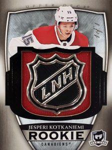 Rookie Shield Jesperi Kotkaniemi