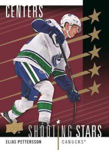 Shooting Stars Elias Pettersson Mock Up