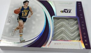 Sole of the Game John Stockton