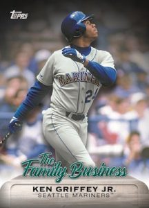 The Family Business Ken Griffey Jr