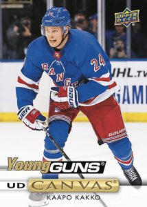 Young Guns Canvas Kaapo Kakko