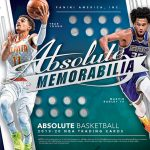 2019-20 Panini Absolute Memorabilia Basketball