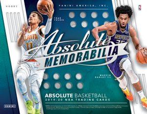 2019-20 Panini Absolute Memorabilia Basketball