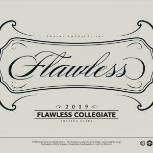 2019-20 Panini Flawless Collegiate Basketball