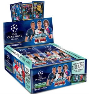 2019-20 Topps UEFA Champions League Match Attax