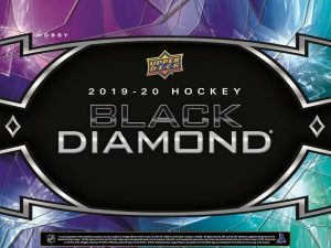 2019-20 Upper Deck Black Diamond Hockey