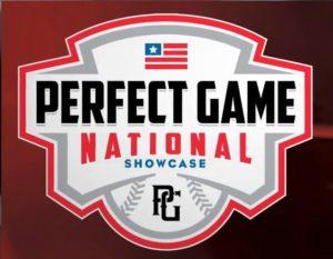 2019 Leaf Perfect Game National Sowcase Baseball