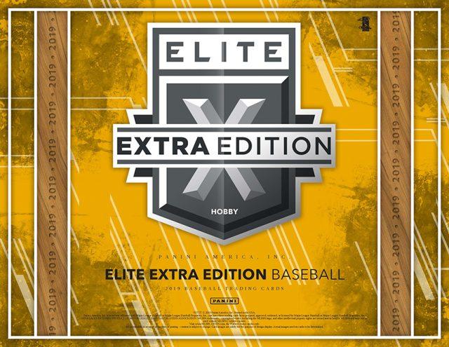 2008 DONRUSS ELITE EXTRA EDITION BASEBALL FACTORY SEALED HOBBY BOX NEW