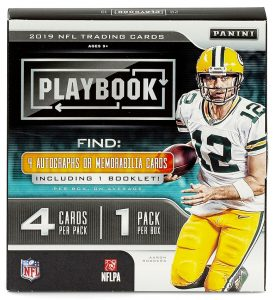 2019 Panini Playbook Football