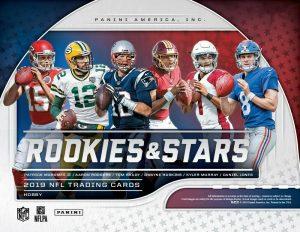 2019 Panini Rookies & Stars