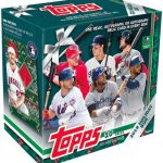 2019 Topps Holiday Mega Box