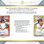 2019 Topps Transcendent Collection Baseball