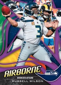 Airborne Russell Wilson MOCK UP