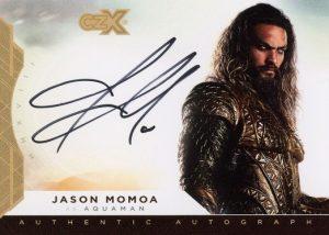 Auto Jason Momoa as Aquaman