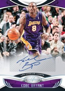 Certified Signatures Kobe Bryant MOCK UP