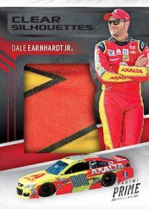 Clear Silhouettes Dale Earnhardt Jr MOCK UP