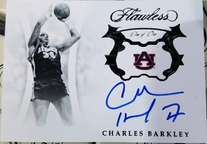 Flawless Team Logo Signatures Black Charles Bakley