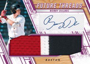 Future Threads Signatures Bobby Dalbec MOCK UP