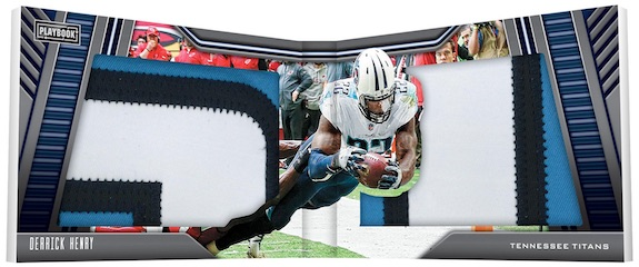 Game of Inches Booklet Derrick Henry MOCK UP