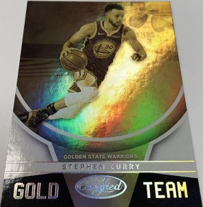 Gold Team Stephen Curry