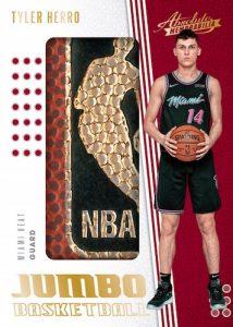 Jumbo Basketball NBA Logo Tyler Herro MOCK UP